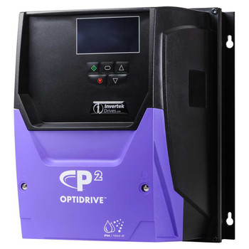 OptiDrive ODP-2-22020-1HF4X-TN Variable Frequency Drive, 7A 1.5 kW