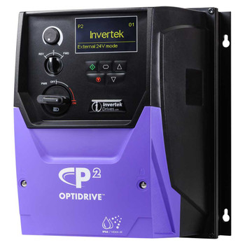 OptiDrive ODP-2-22010-3HF4Y-TN Variable Frequency Drive, 4.3A 0.75 kW