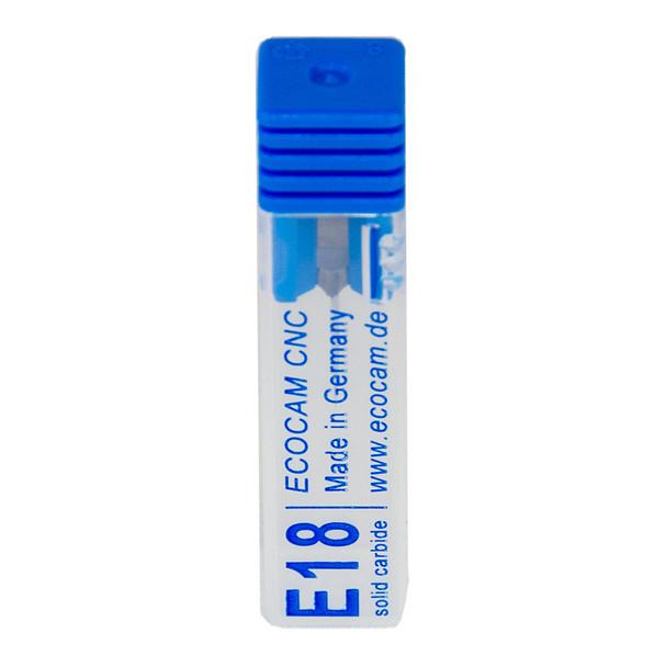 Ecocam E18 Solid Carbide Blade for CNC Tangential Cutting Modules (220018)