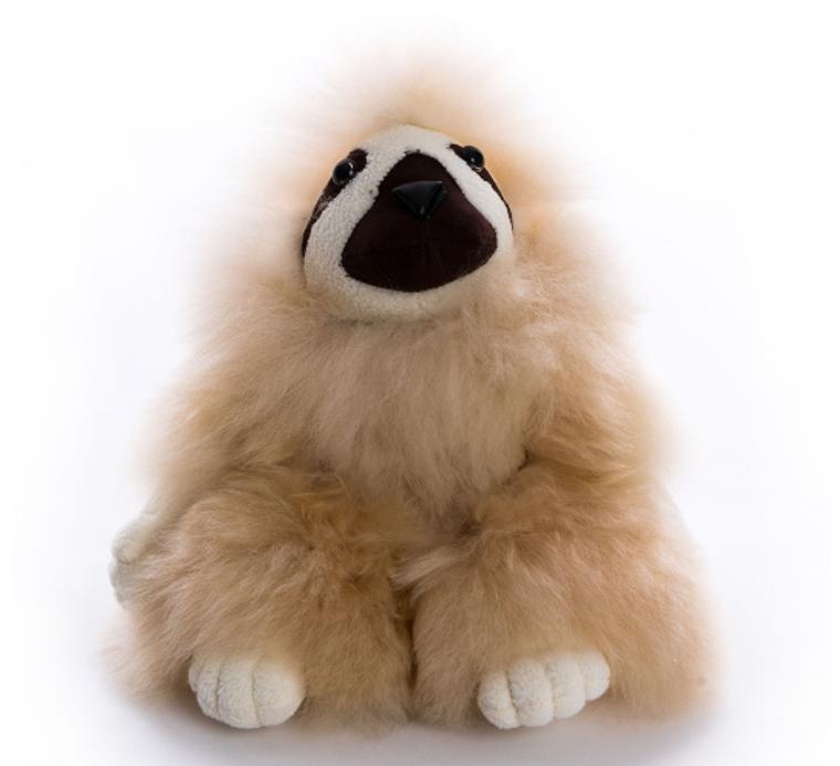 Baby Alpaca Toy Sloth 30cm