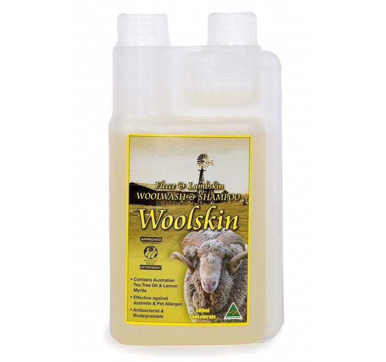 Sheepskin Woolwash 500ml