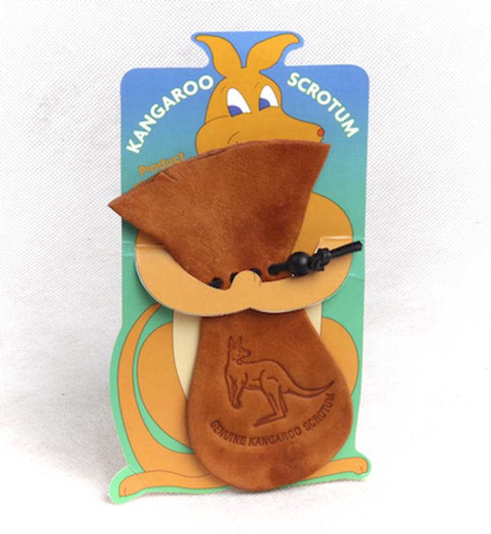Kangaroo Scrotum Gift Pack