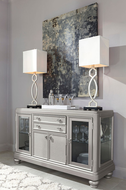 Coralayne Silver Dining Room Server