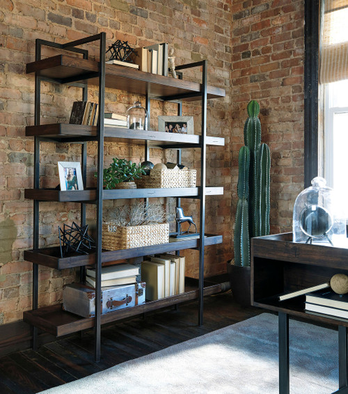 Starmore Brown Bookcase