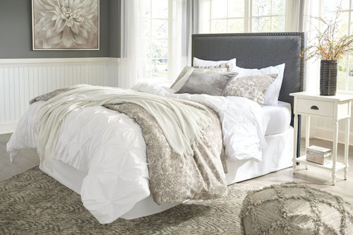Chasebrook Gray Queen/Full UPH Headboard