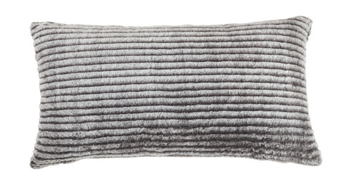 Metea Black/Gray Pillow