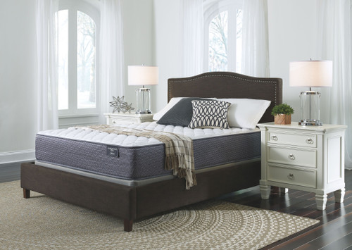 Anniversary Edition Firm White Full Mattress & Foundation