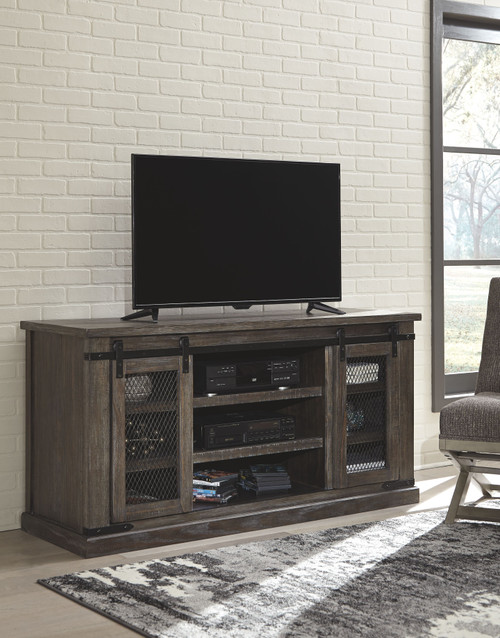 Danell Ridge Brown Large TV Stand