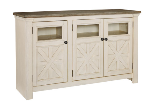 Bolanburg Two-tone Large TV Stand