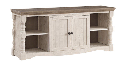 Havalance Two-tone Extra Large TV Stand