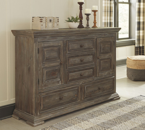 Wyndahl Brown Dresser
