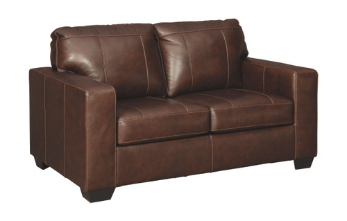 Morelos Chocolate Loveseat