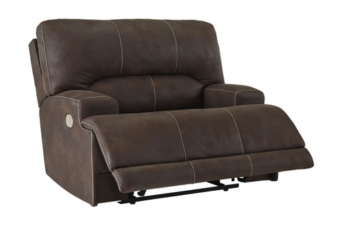 Kitching Java Wide Seat Power Recliner