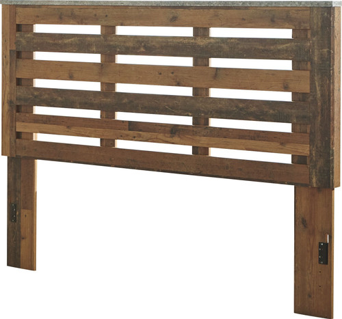 Chadbrook Brown King/Cal King Panel Headboard