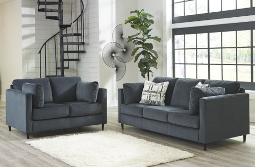 Kennewick Shadow Sofa/Couch & Loveseat