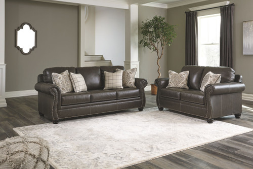 Lawthorn Slate Sofa/Couch & Loveseat