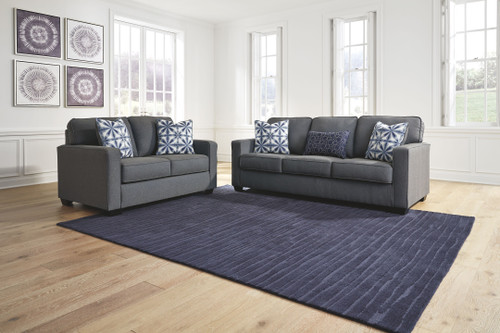Kiessel Nuvella Steel Sofa & Loveseat
