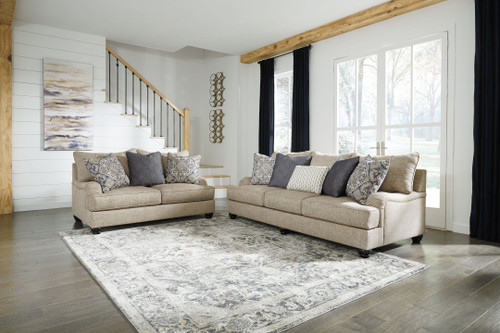 Reardon Stone Sofa & Loveseat