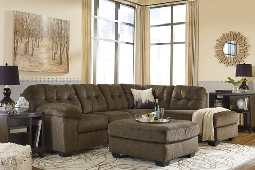 Accrington Earth 3 Pc. Left Arm/Right Arm Facing Sectional