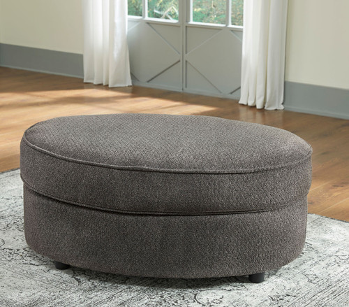 Allouette Ash Chair and a Half with Ottoman