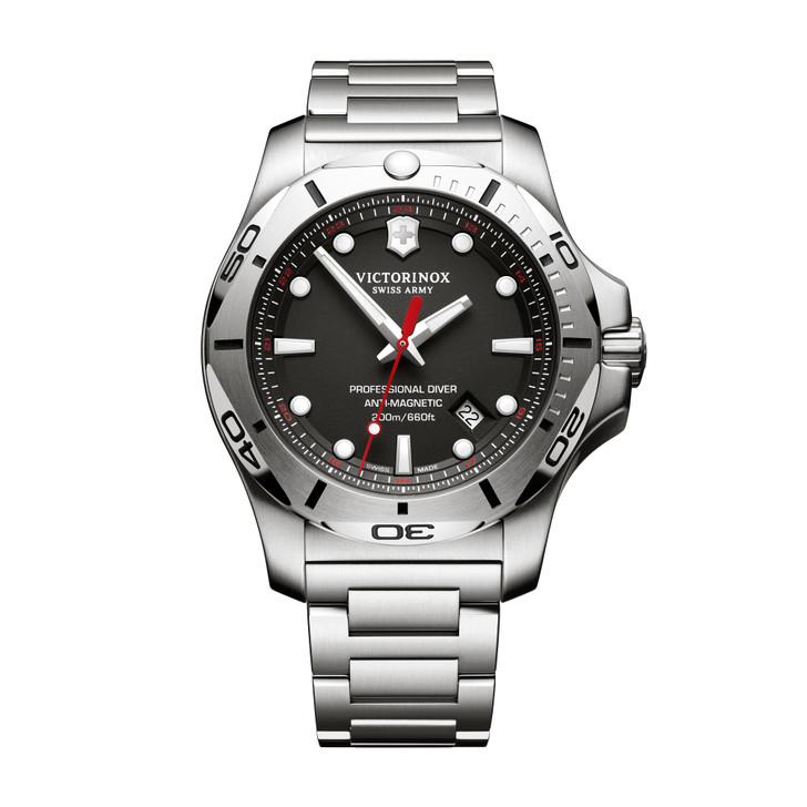 I.N.O.X. Professional Diver , black-silver