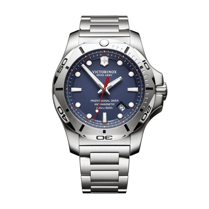 I.N.O.X. Professional Diver, blue-silver