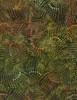 "Cotton Print Yarmulkes 106"" Wide Batik Backing - POSEY"