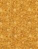 Cotton Print Yarmulkes Mosaic - GOLD