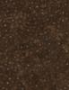 Cotton Print Yarmulkes Polka Dots Batik - COFFEE