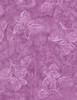 Cotton Print Yarmulkes Branches Batik - LAVENDER
