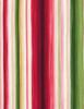 Cotton Print Yarmulkes Stripes - MULTI