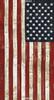 "Cotton Print Yarmulkes American Flag Panel (24"") - FLAG"