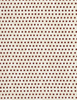 Cotton Print Yarmulkes Dots - CRIMSON