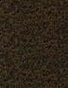 Cotton Print Yarmulkes Scroll - BLACK