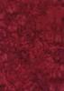 Cotton Print Yarmulkes Tonga Java Blender Batik - WINE