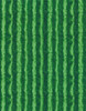Cotton Print Yarmulkes Watermelon Rind - GREEN
