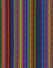 Cotton Print Yarmulkes Multi Pinstripe - STRIPE