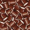 Cotton Print Yarmulkes Sports Football