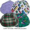 Custom Yarmulkes With Your Material