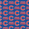 MLB Baseball Yarmulkes Cotton - Chicago Cubs