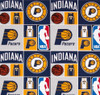 NBA Basketball Yarmulkes Cotton - Indiana Pacers