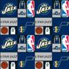 NBA Basketball Yarmulkes Cotton - Utah Jazz