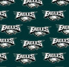 NFL Football Yarmulkes Cotton - PHE - Philadelphia Eagles