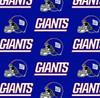 NFL Football Yarmulkes Cotton - NYG - New York Giants