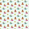 Nintendo Super Mario Yarmulkes Cotton - Mario Princesses