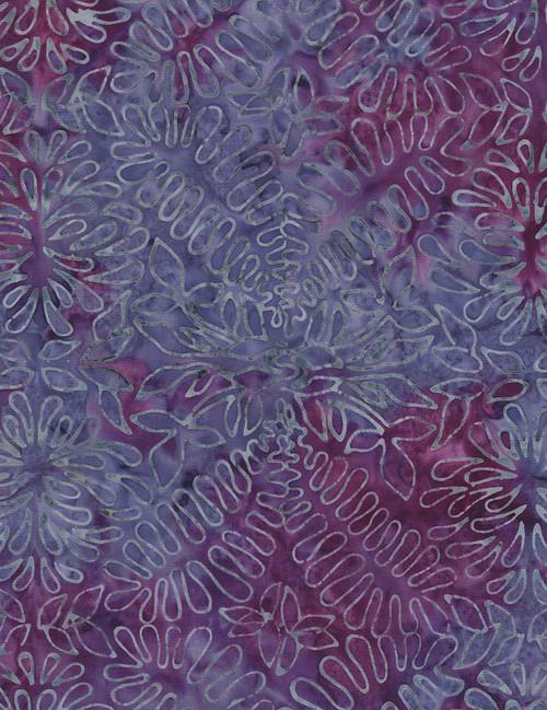 Cotton Print Yarmulkes Aloha Batik - GALAXY