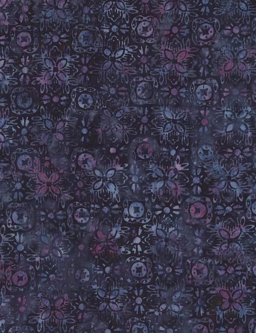 Cotton Print Yarmulkes Magic Batik - GYPSY
