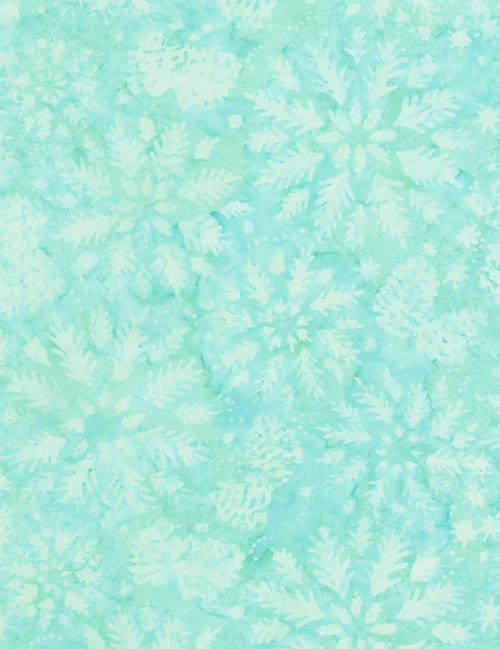 Cotton Print Yarmulkes Wintry Mix Batik - ARUBA
