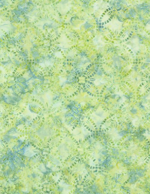Cotton Print Yarmulkes Wedding Ring Batik - SPRING