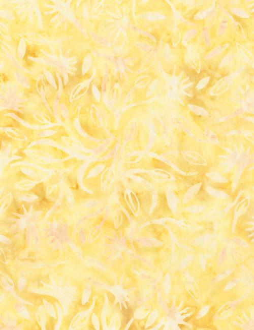 Cotton Print Yarmulkes Foliage Batik - CHIFFON